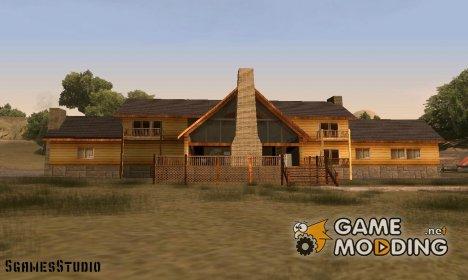 Retekstura ranch для GTA San Andreas