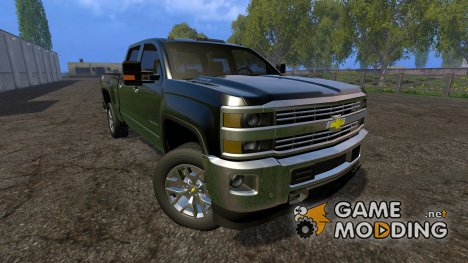 Chevrolet Silverado 2500 for Farming Simulator 2015