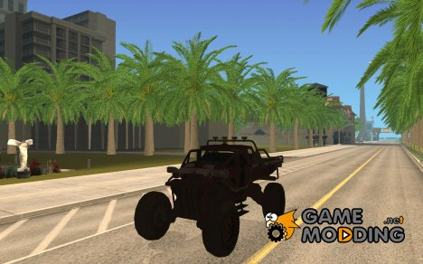 Jeep from Red Faction Guerrilla для GTA San Andreas