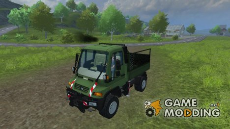 Unimog U500 for Farming Simulator 2013