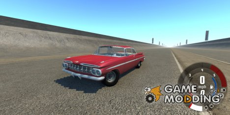 Chevrolet Impala Coupe 1959 for BeamNG.Drive