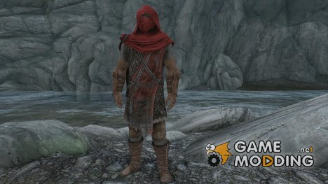 Scarlet Assassin для TES V Skyrim