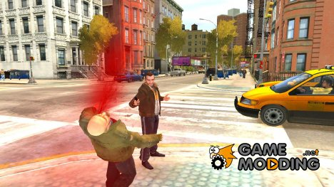 Execution Mod for GTA 4
