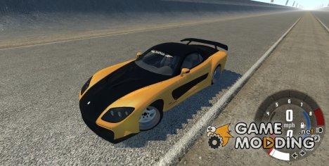 Mazda RX-7 for BeamNG.Drive
