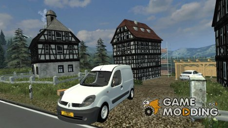 Renault Kangoo v 2.0 for Farming Simulator 2013