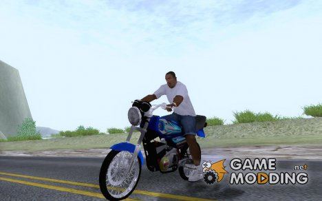 Yamaha RX-King Indonesia v2.0 for GTA San Andreas