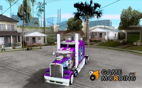 Kenworth W 900b Aerodyne Custom для GTA San Andreas