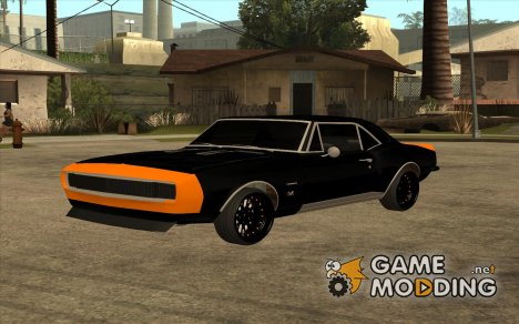 Chevrolet Camaro SS 1967 (Bumblebee) for GTA San Andreas