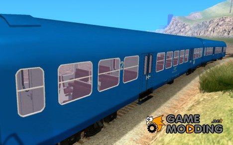 Вагон 21-47 CFR for GTA San Andreas