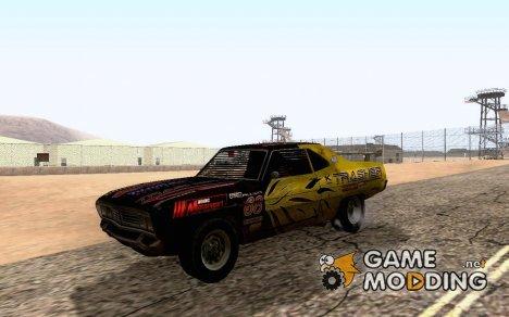 FlatOut-Trasher для GTA San Andreas
