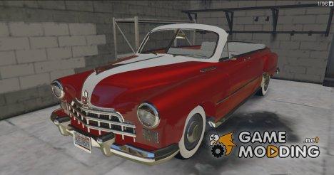 ГАЗ-12 ЗиМ for GTA 5