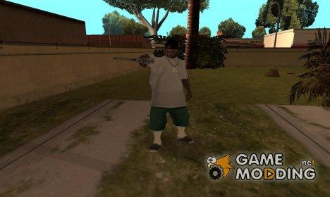 Sevil3 v.2 for GTA San Andreas