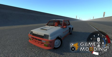 Renault 5 Turbo for BeamNG.Drive