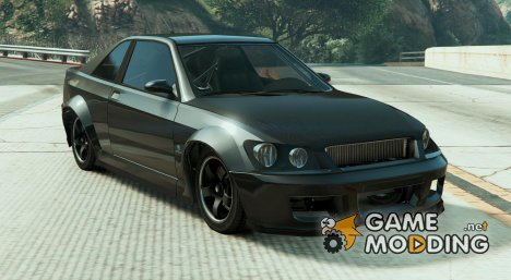 Sultan RS from GTA IV (Enhanced) for GTA 5