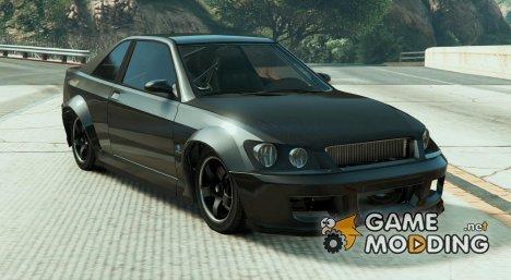 Sultan RS from GTA IV (Enhanced) для GTA 5