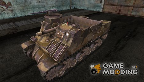 M7 Priest for World of Tanks
