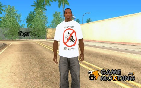 DON'T FUCK MY BRAIN for GTA San Andreas