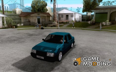 Tofas Dogan Azerbaycan для GTA San Andreas