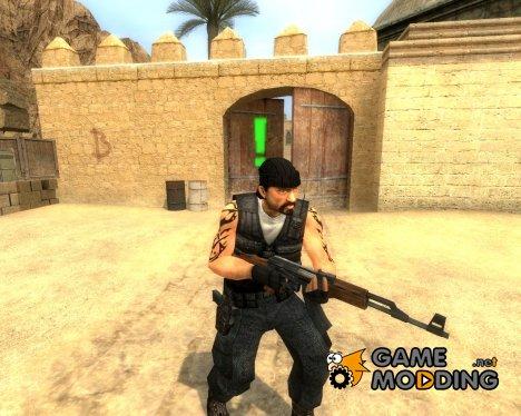 Urban Guerilla для Counter-Strike Source