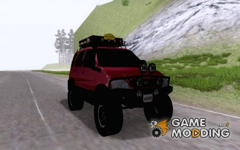 Toyota Terios 2007 Off Road для GTA San Andreas