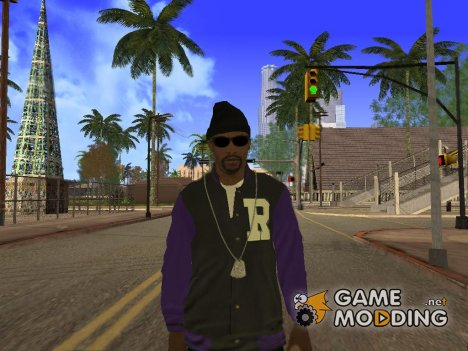 Ballas SWAG for GTA San Andreas