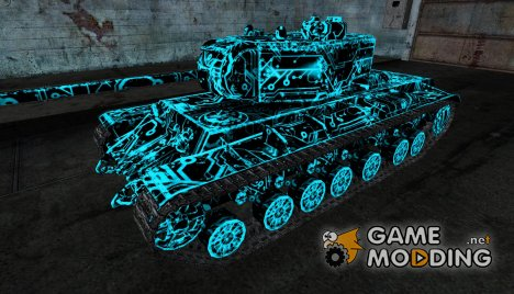 КВ-3 genevie 2 для World of Tanks