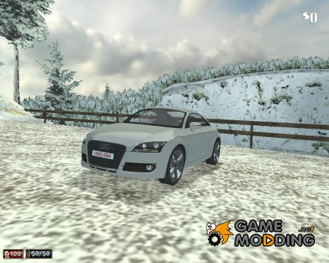 Audi TT 2006 for Mafia: The City of Lost Heaven
