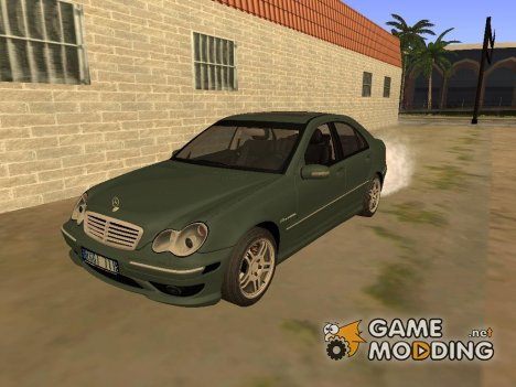 Mercedes-Benz C32 AMG 2004 for GTA San Andreas