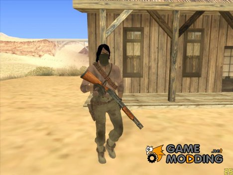 John Marston - RDR for GTA San Andreas