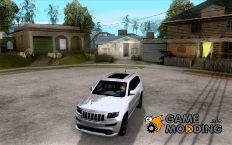 Jeep Grand Cherokee SRT-8 2012 для GTA San Andreas