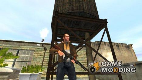 Автомат АК-47 for GTA 4