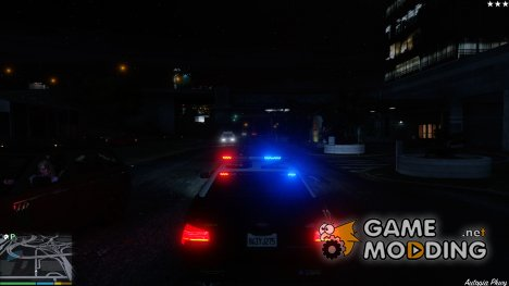 LED Spotlight and Corona Version 8.0 for GTA 5