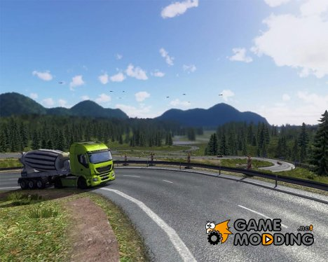 Карта Eldorado Map v1.2 for Euro Truck Simulator 2