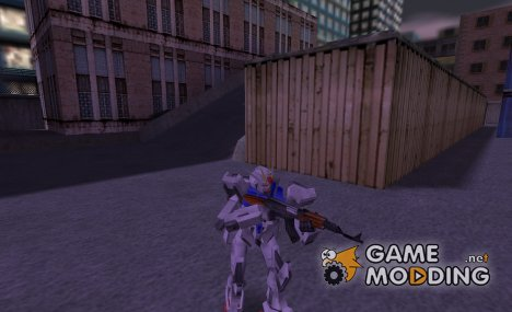 Gundam for Counter-Strike 1.6