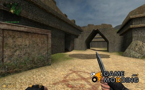 S_ource's knife для Counter-Strike Source