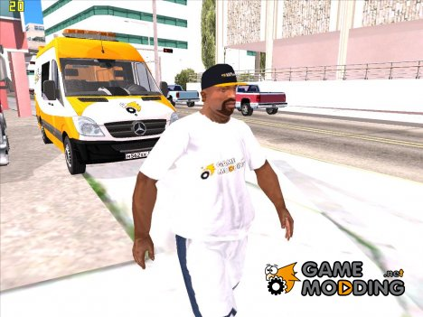 Gamemodding для GTA San Andreas