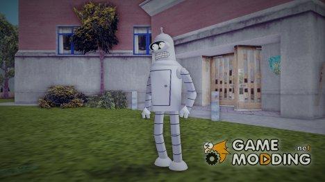 Bender v1.1 for GTA 3