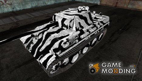 PzKpfw V Panther HeyDa4HuK 2 для World of Tanks