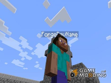 MineCamera для Minecraft