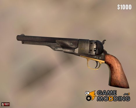 Colt Army Model 1860 для Mafia: The City of Lost Heaven