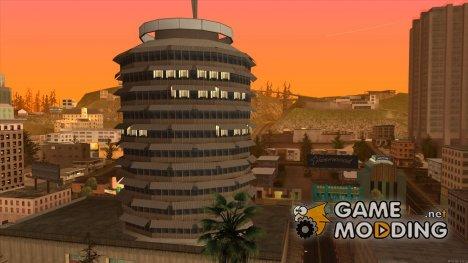 Здание из GTA 5 for GTA San Andreas
