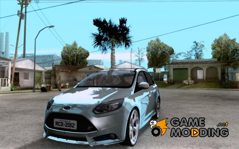 Ford Focus ST 2013 for GTA San Andreas