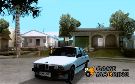 BMW M3 E30 323i street for GTA San Andreas