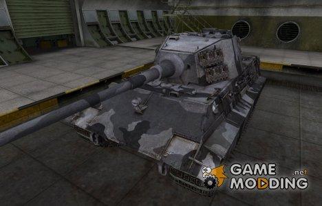 Шкурка для немецкого танка E-75 for World of Tanks