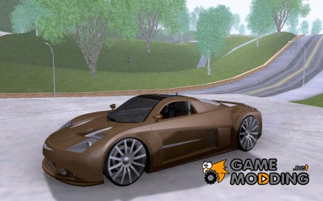 Chrysler ME Four Twelve for GTA San Andreas