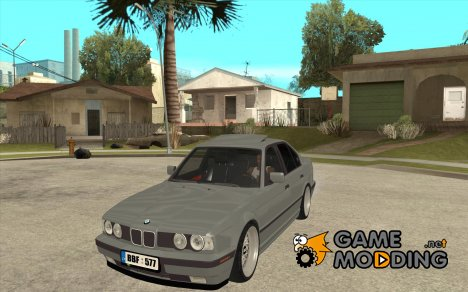 BMW 525i E34 for GTA San Andreas
