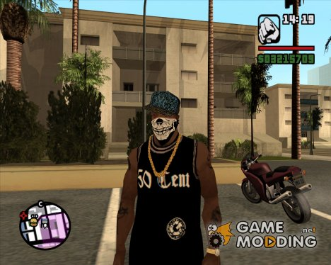 Просто хорошая одежда! for GTA San Andreas