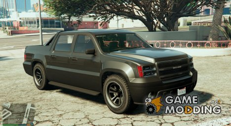 Granger Truck 0.2 for GTA 5