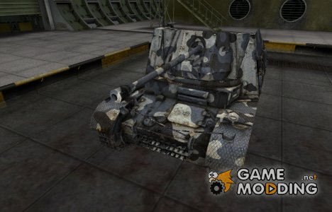 Немецкий танк Marder II для World of Tanks
