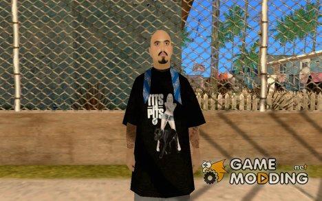 Новый персоонаж банды for GTA San Andreas